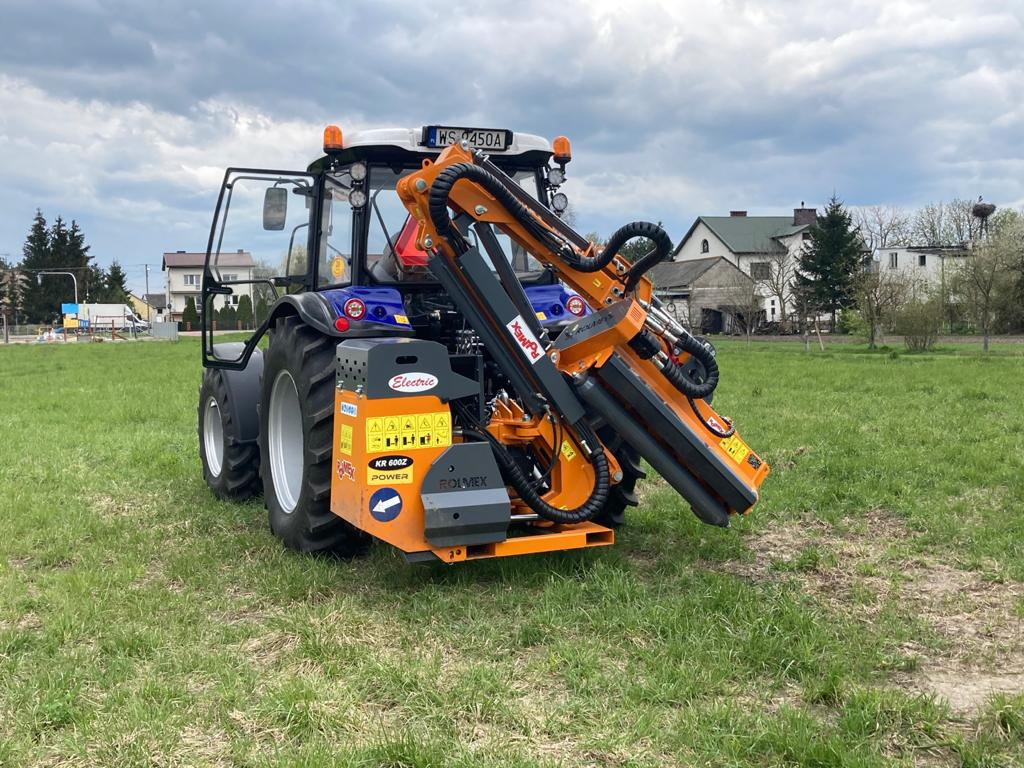 Dostawa ciągników Farmtrac